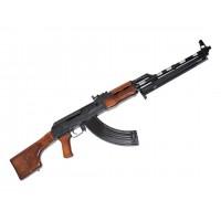 Оружие списанное, охолощенное ручной пулемет Калашникова РПК ВПО-926..