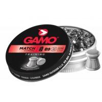 Пуля пневматическая Gamo Match, кал. 5,5 мм., насечки (250 шт.)..
