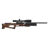 Пневматическая винтовка Aselkon MX9 SNIPER WOOD, (PCP, дерево, 3 Дж) cal. 5.5/6...