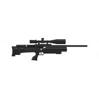 Пневматическая винтовка Aselkon MX-8 EVOC BLACK (PCP, пластик, 3 Дж) cal. 5.5/6...