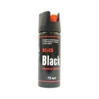 Баллон аэрозольный Black X2, 75 мл..