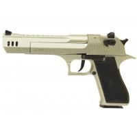 Оружие списанное, охолощенный пистолет EAGLE XU, Сатин, кал. 9mm. P.A.K..