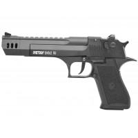 Оружие списанное, охолощенный пистолет EAGLE XU, Черный, кал. 9mm. P.A.K..