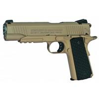 пистолет пневматический Swiss Arms SA1911 Military Rail Pistol,к.4,5мм..