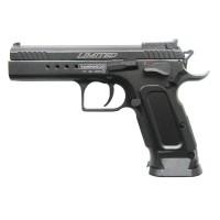 пистолет пневматический Cybergun Tanfoglio Limited Custom, к.4,5 мм..