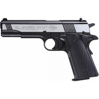 Пистолет пневматический Colt Government 1911 A1 Dark OPS..