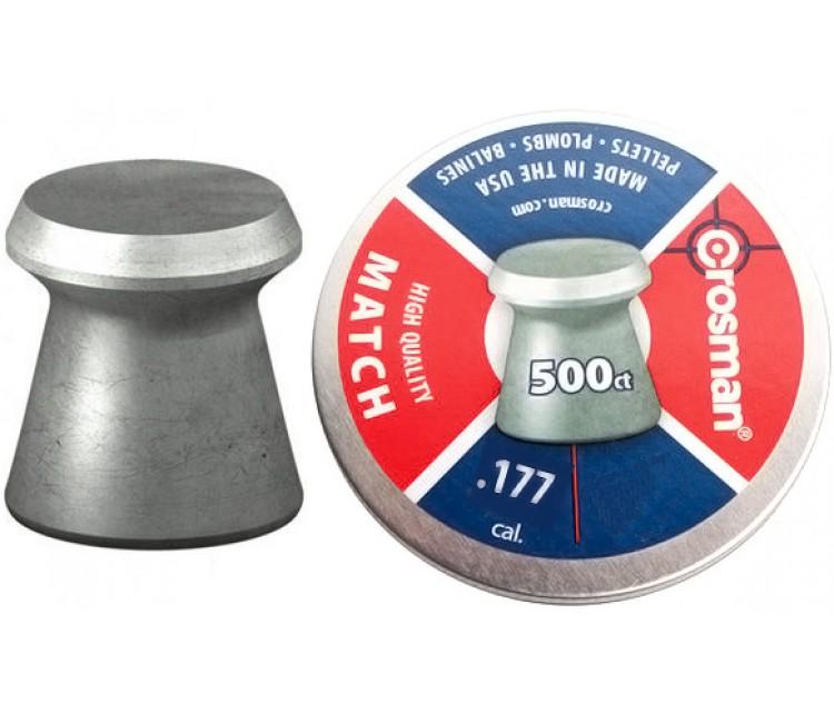 Пуля пневматеческая Crosman Match, 4,5 мм