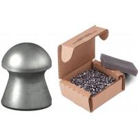 Пуля пневматическая Crosman Domed, 4,5 мм в картонной коробке (1250шт)..