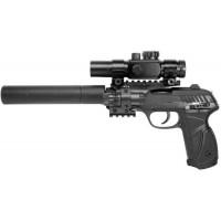 Пистолет пневматический GAMO PT-85 Tactical..