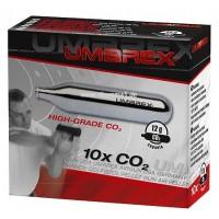 Баллончики СО2 12гр  в коробке по 10шт Umarex..