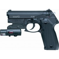 Пистолет пневматический GAMO PT-80 Combo laser..