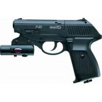Пистолет пневматический GAMO P-23 Combo laser..