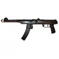 Оружие списанное, охолощенное пистолет-пулемет Судаева ППС-СХ..