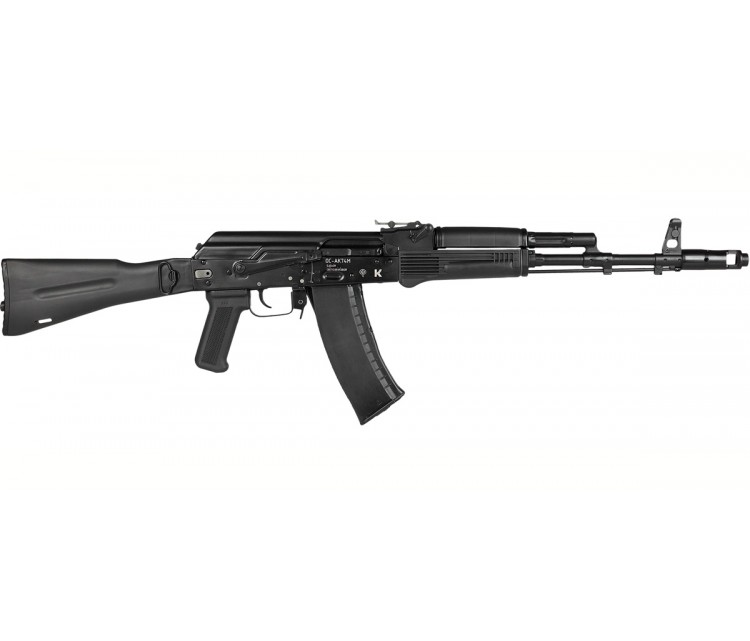 ММГ автомат АК-74М исп.0, 415, пластик, приклад складной, с планкой
