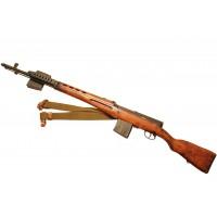 Оружие списанное учебное винтовка Токарева СВТ-40 (ВПО-915)..