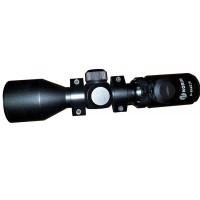 Прицел оптический NORIN 3-9х42 IR (светозащитная бленда)..