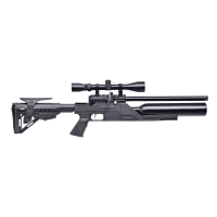 Винтовка пневматическая Kral Puncher Jumbo NP-500 (PCP, пластик)